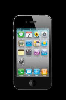 iphone4s16black