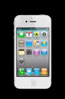 iphone4s16white